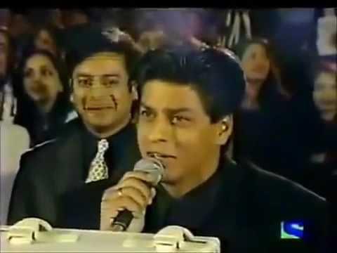 Shah Rukh Khan at Miss India