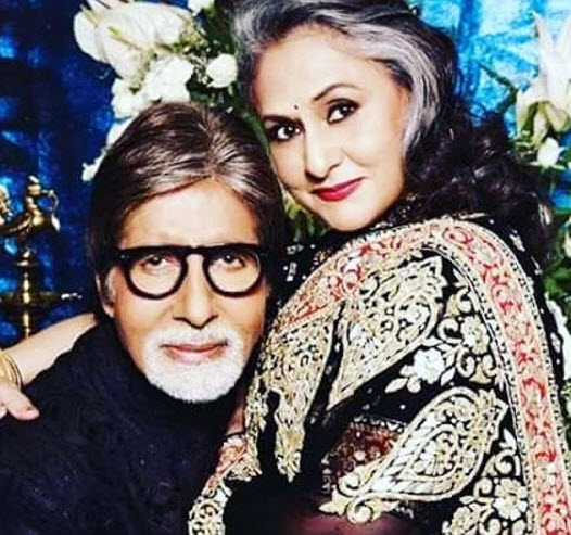 Amitabh Bachchan is happily married to Jaya Bachchan