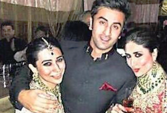 Ranbir Kapoor and Kareena Kapoor Khan