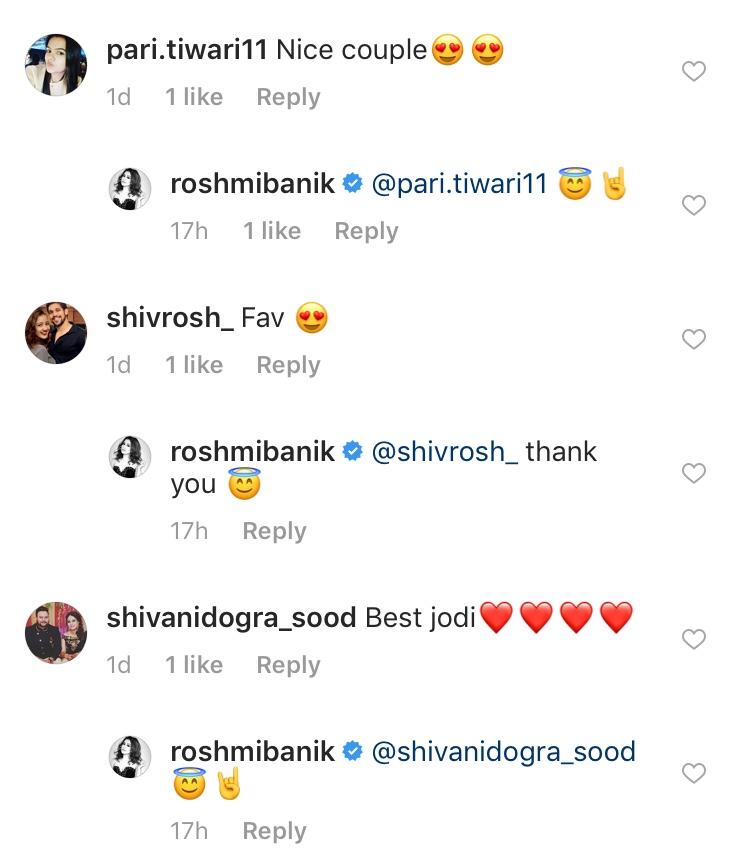 Shivashish Mishra and Roshmi Banik