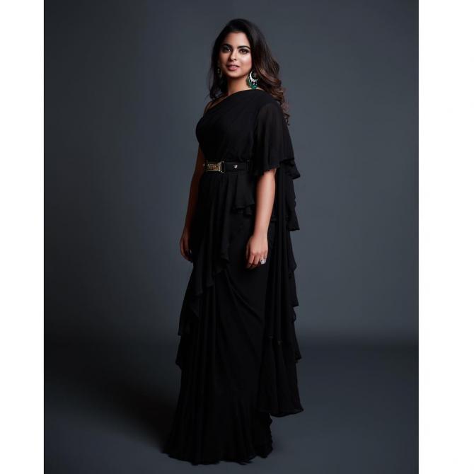 Isha Ambani fashion