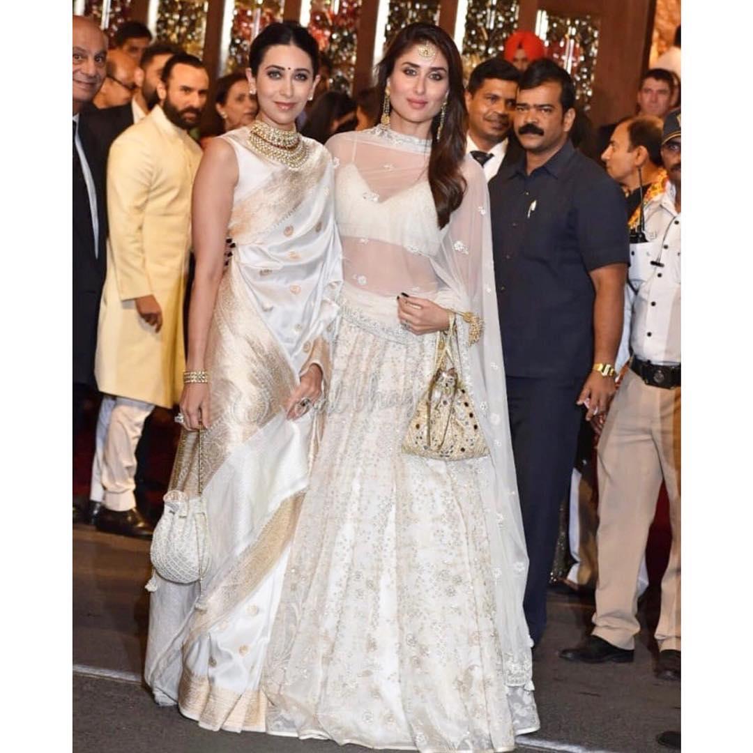 Kareena Kapoor Khan and Karisma Kapoor