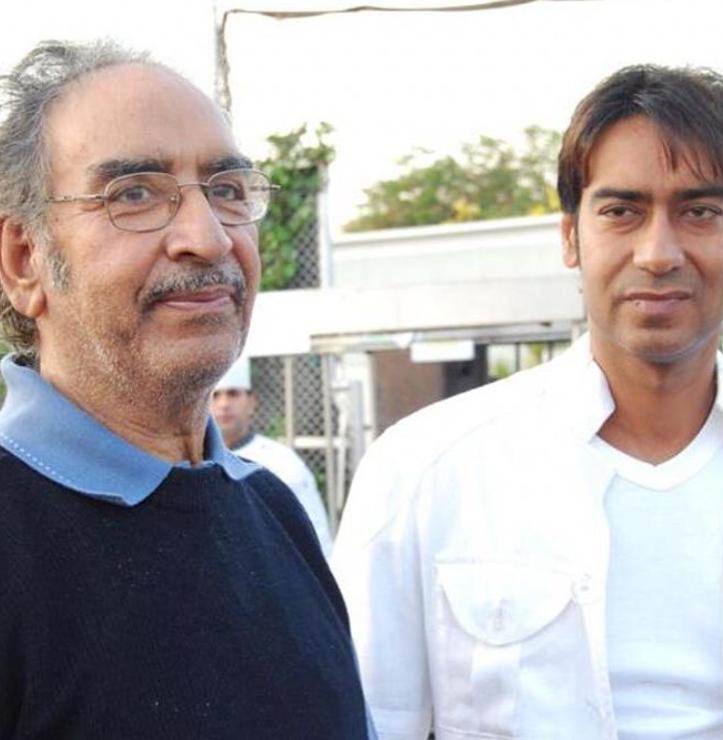 Veeru and Ajay