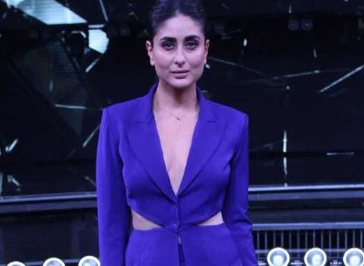 Kareena Kapoor Khan in DID