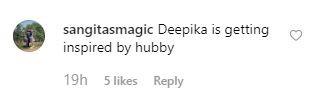 Ranveer Singh influence on Deepika Padukone