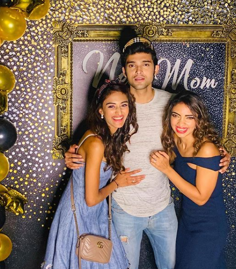 Erica, Parth and Pooja