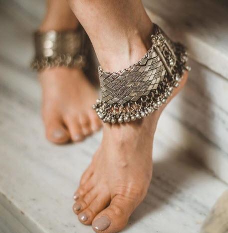 Leg Anklet