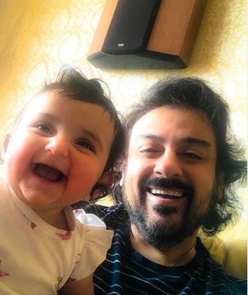 Adnan Sami And Media Sami Khan