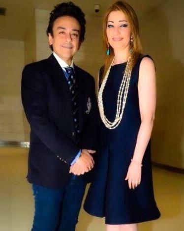 Roya Sami Khan And Adnan
