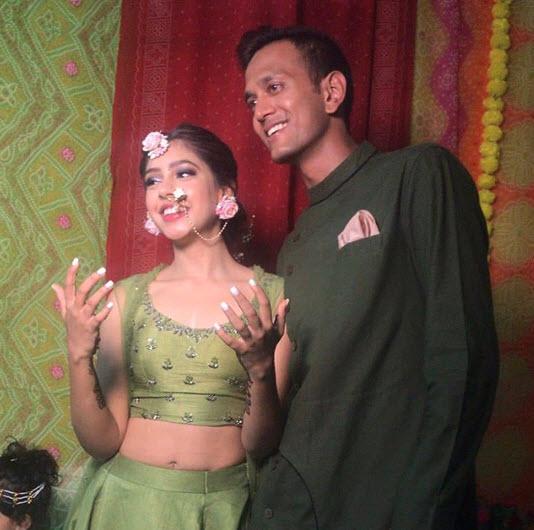 Niti Taylor and Parikshit Bawa
