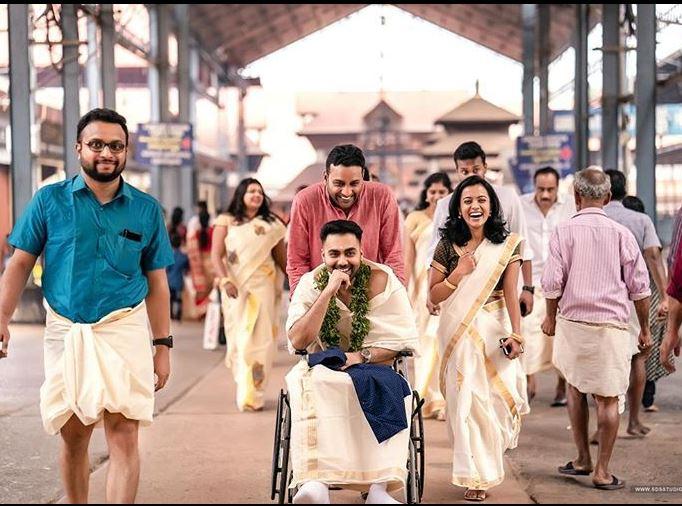 groom broke his leg on bachlors