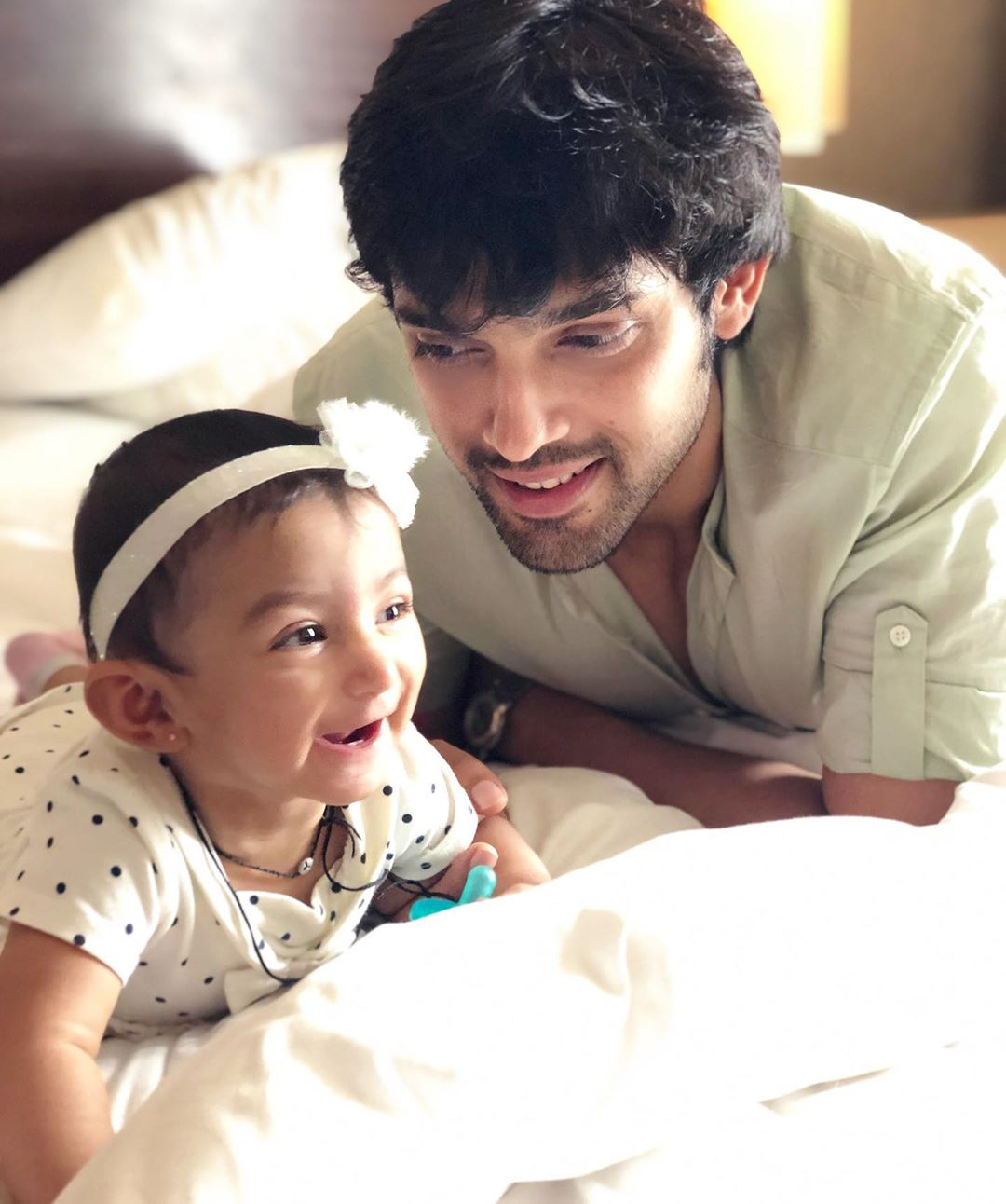 Parth and his niece