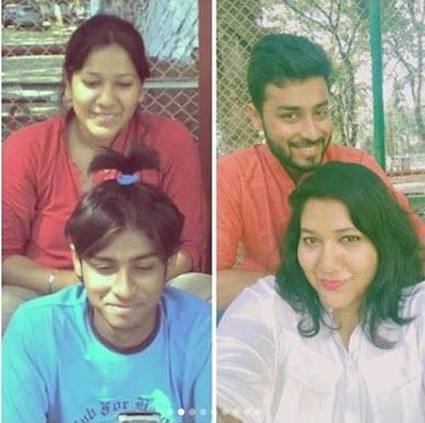 tushar and tanvi
