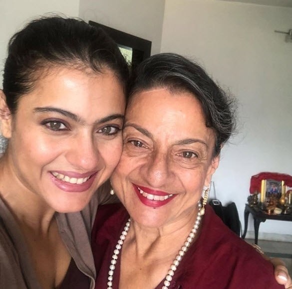kajol and tanuja