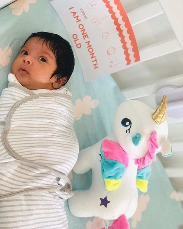 Barun Sobti Shares The First Picture Of His Baby Daughter