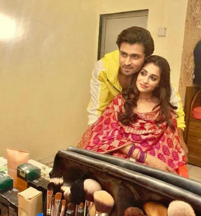 shoaib and dipika