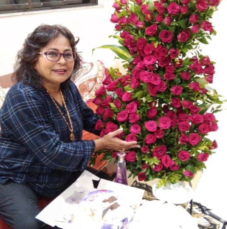 Jaan Kumar Sanu's Mother
