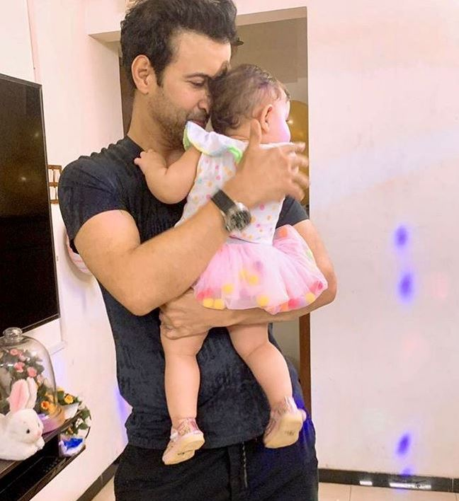Aamir Ali and Ayra Ali