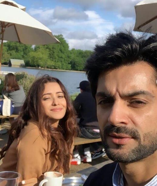 Ritvik Dhanjani and Asha Negi
