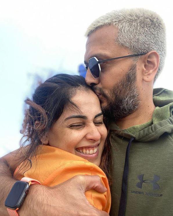 Riteish Deshmukh and Genelia Deshmukh