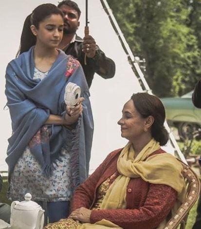 Alia Bhatt Soni Razdan