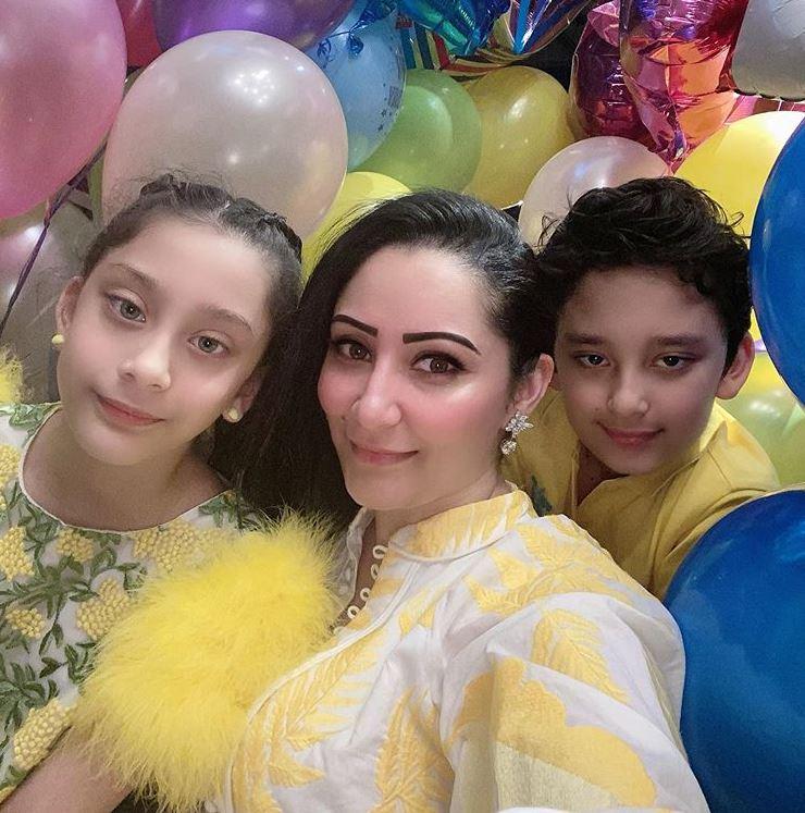 Shahraan Dutt and Iqra Dutt