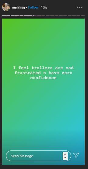 Mahhi Vij Troll