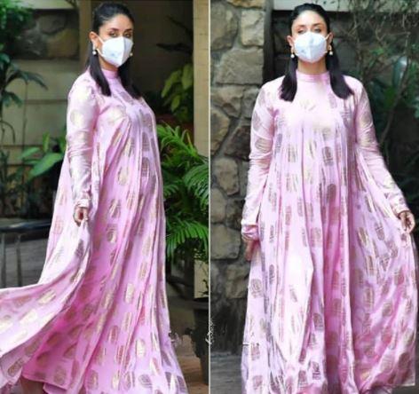 Kareena Kapoor Khan Pink Kurta