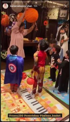 Kareena Kapoor Khan Halloween