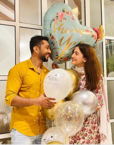 Gauahar Khan Zaid Darbar Engaged