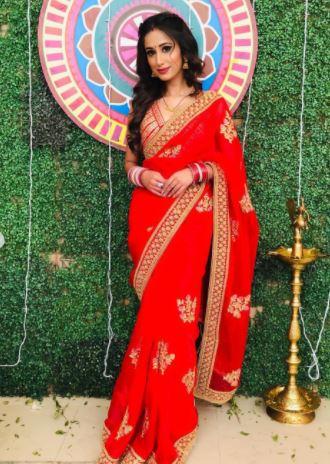 Maera Mishra Karwa Chauth