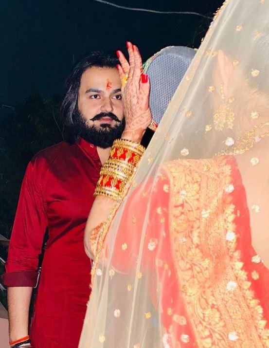 Sapna Choudhary husband veer sahu
