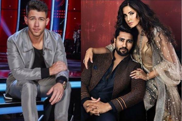 Nick Jonas Vicky Katrina