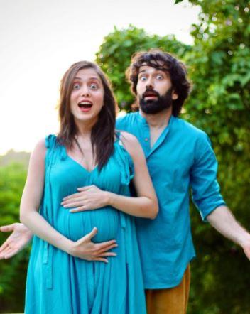 Naakul Mehta Jankee Parekh Pregnancy
