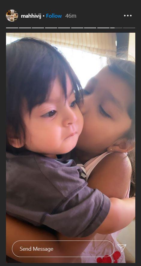 Khushi and Tara