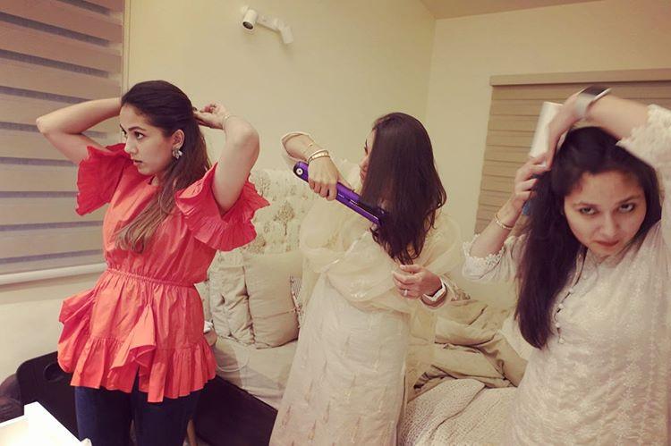 Mira Rajput Kapoor, Priya Tulshan and Noor Wadhwani