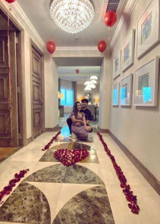 Neha Kakkar Honeymoon