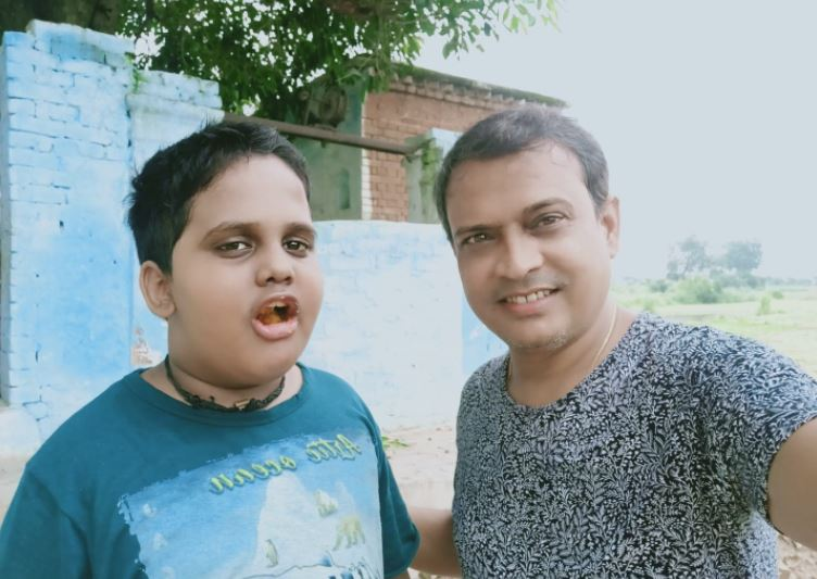 Rajeev Nigam's son