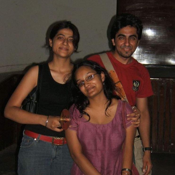 Ayushmann Khurrana and Tahira Kashyap Khurrana
