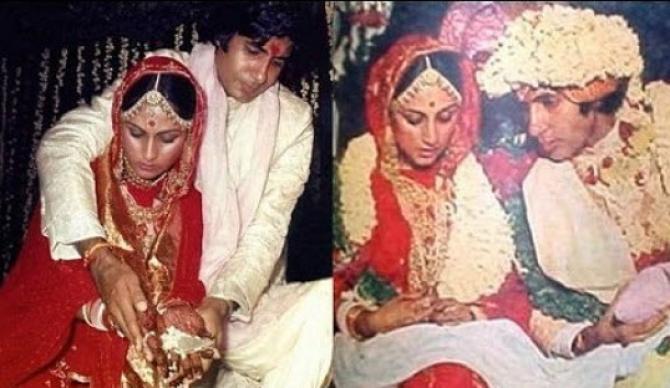 Amitabh Bachchan marriage