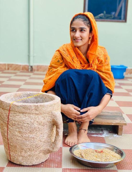Sangeeta Phogat