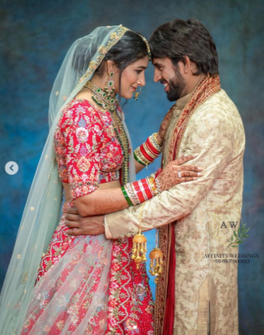 Sangeeta Phogat Wedding