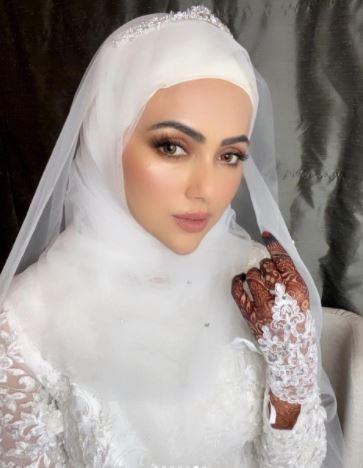 Sana Khan wedding