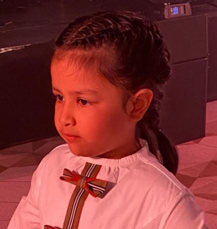 Ziva Dhoni