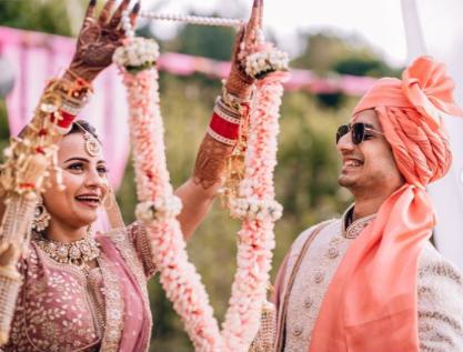 Priyanshu Paniyul Weds Vandana Joshi