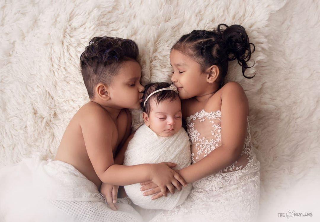Mahhi Vij's kids