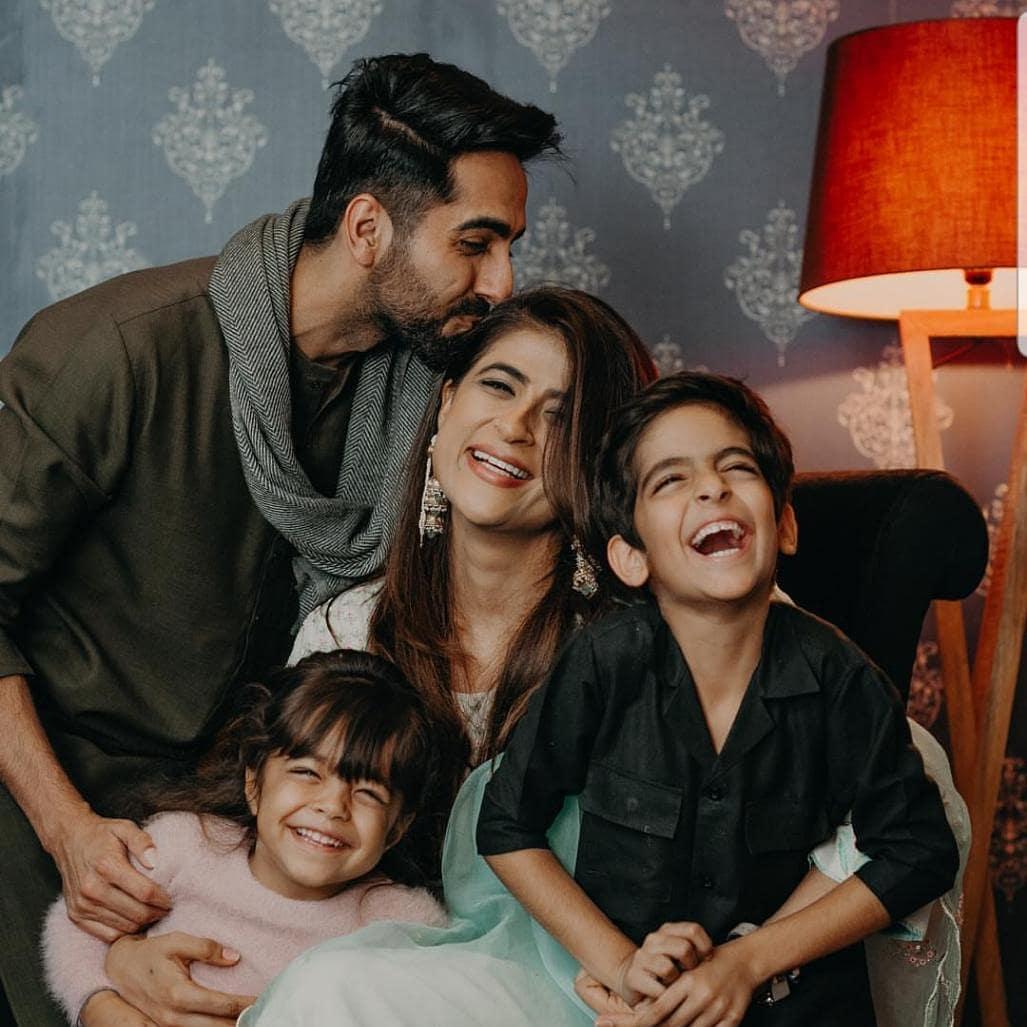 Khurrana family