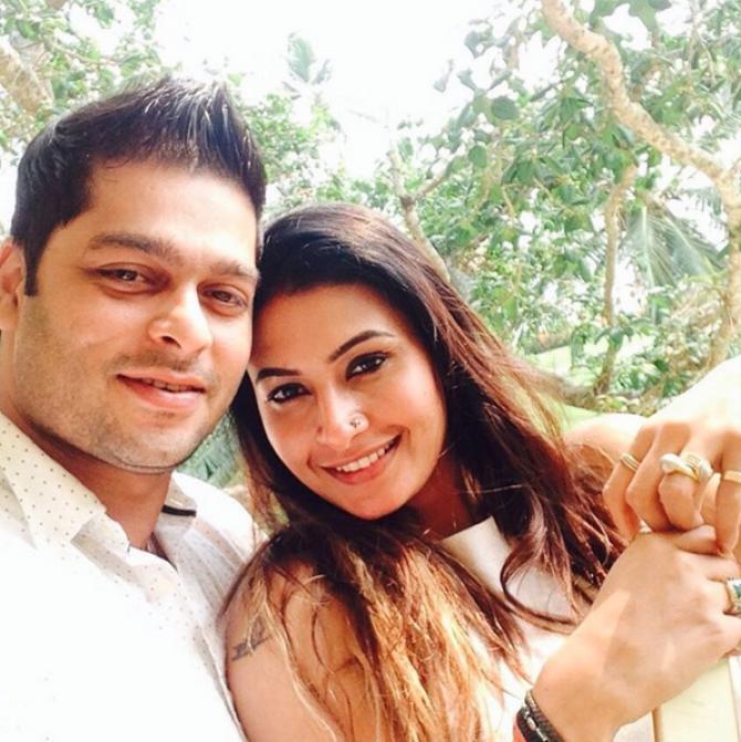 Pavitra Punia and Sumit