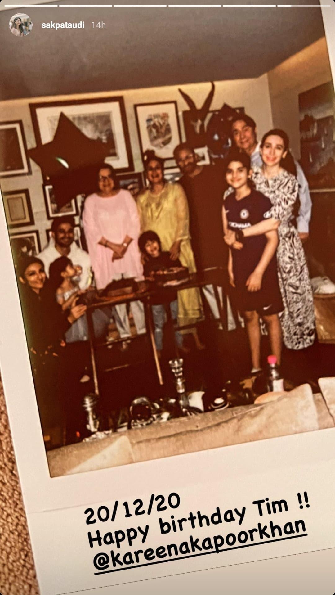 Kapoor and Pataudi family