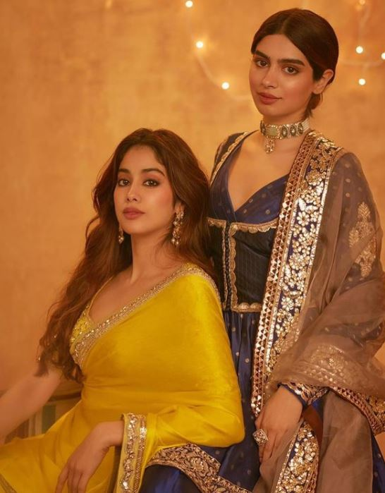 Khushi Kapoor and Janhvi Kapoor
